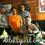 Kuta Police Criminal Investigation Unit Arrests Suspects of Taking House Ownership Hp
