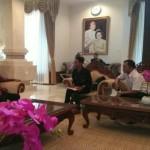 Jalin Komunikasi dan Silaturahmi dengan Media Online, Gubernur Koster Temui DPW Bali IMO-Indonesia