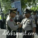 Anggota Polisi Kini Kenaikan Pangkat Brigadir Kepala