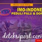 Peduli Bencana Gempa-Tsunami Palu, IMO-Indonesia Buka Posko di Gorontalo