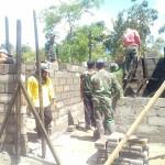 Empat Unit rumah Veteran direhab dalam HUT Ke 73 TNI