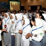 Presiden Dorong Pemuda Berani Hadapi Tantangan