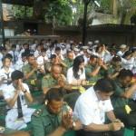 Korem 163 Wira Satya Doa Bersama Untuk Sulteng