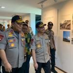 Kapolri dan Kapolda Bali Cek Kawasan Taman Budaya GWK Pecatu
