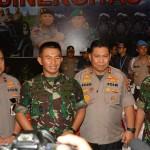 Panggung Sinergitas TNI-Polri, Wujud Syukur Suksesnya Pam IMF-WB Annual Meeting 2018