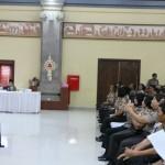 Sebanyak 50 Pamen Polda Bali Ikuti Pelatihan Revolusi Mental