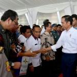 Presiden Jokowi Resmikan Bandara APT Pranoto dan Maratua di Kalimantan Timur