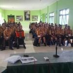 Kasdim Gianyar Berikan Edukasi Wawasan Kebangsaan