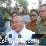 Puncak Acara GP XVI Doa Perdamaian Bergema di Bajra Sandhi Denpasar