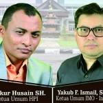 Kepengurusan Terbentuk, DPW IMO-Indonesia dan HPI Babel Segera Dilantik
