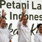 Presiden Sampaikan Pentingnya Fungsi Bendungan Kepada Petani Lampung