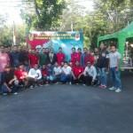 Ramaikan Kejurnas Yongmoodo Kasad Cup 8, Kodim Bangli Kerahkan Supporter