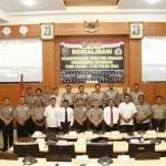 Polda Bali Melaksanakan Kegiatan Sosialisasi Pengembangan STIK-PTIK Menjadi Universitas Keamanan