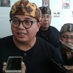 Haji Cut Taruna Hendrajaya Resmi Dikukuhkan Ketua Umum Bamus Sunda Bali Periode 2018-2021