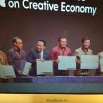 Hari Terakhir WCCE Deklarasikan 21 Poin Bali Agenda for Creative Economy