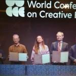 Indonesia Pusat Unggulan Ekonomi Kreatif Melalui Kegiatan WCCE