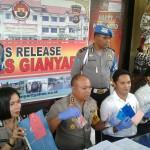 Polres Gianyar Menengarai Ada Penjualan Tiket Palsu dalam Kasus Operasi Tangkap Tangan (OTT)