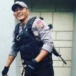 Personel Sat Brimob Polda Bali Memperkuat Timnas Indonesia
