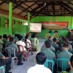 Kodim Bangli Gelar Sosialisasi Balatkom Dan Paham Radikal