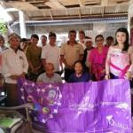 Manajemen Hotel D Varee Diva Kuta, Menyalurkan Dana Corporate Social Responsibility