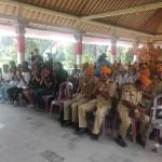 Bupati Bersama Dandim Bangli Silahturahmi Dengan Veteran