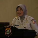 Ketua Dewan Pengurus Korpri Polri di Polda Bali, dalam rangka HUT Korpri