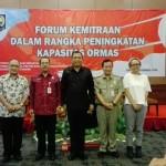 Forum Kemitraan Peningkatan Kapasitas Ormas digelar Kementerian Dalam Negeri di Bali