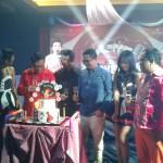 Event Puncak Anniversary 3th Executive Karaoke (EC) Bali, Nuansa Tahun 50-an Berlangsung Meriah