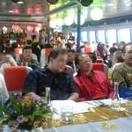 Gubernur Bali,Menghadiri Gathering dengan AMPB di Bounty Cruise