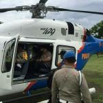 Kapolda Bali Laksanakan Patroli Lewat Jalur Udara, Cek Situasi Arus Lalin