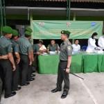 BNNK Gianyar Libatkan Prajurit TNI Sebagai Kader Melawan Narkoba