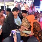 Presiden Apresiasi Ekspor Produk Berkomponen Lokal Tinggi