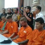 Kelima WNA Ditangkap DJBC di Bandara Ngurah Rai Saat Melewati Pemeriksaan X-Ray