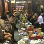 Kapolda Bali Hadiri Open House di Kediaman Ketua DPRD Badung