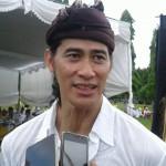 Binaragawan I Gusti Agung Kusuma Yudha Rai Menghadiri Yajna Nangkluk Bhaya
