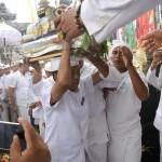 Gubernur Koster Bersyukur Bisa Ikuti Prosesi Puncak Panca Wali