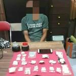 Direktorat Narkoba Tangkap Pemilik 18 Paket Shabu dan 100 butir Xtc