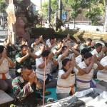 Pergantian Tahun 2019, Kodim Bangli Gelar Doa Bersama