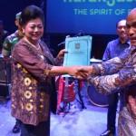 Bupati Karangasem Gandeng Yayasan Konstruksi & Infrastruktur Indonesia.