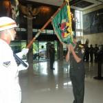Tongkat Komandan Korem 161/Wira Sakti Diserahterimakan