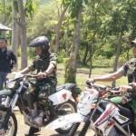 Pangdam IX/Udayana Mengunjungi  Dodiklatpur dan Yonif Raider 900/SBW Di Bali Utara