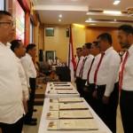 Direktorat Reserse Polda Bali Kumpulkan Personelnya Tingkatkan Pelayanan pada Masyarakat