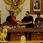 Gubernur Koster Gandeng Bupati-Walikota Membangun Bali Secara Menyeluruh