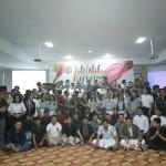 Kaum Milenial Bangli Hadiri Acara Road Safety Festival