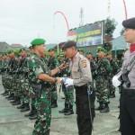 107 Orang Kader Pengamanan Pemilu Ikuti Latihan Di Rindam IX/Udayana