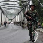 Taktik Tempur Dasar, Kodim Klungkung Laksanakan Latihan Minggu Militer
