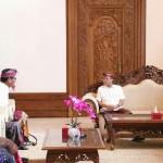 Gubernur Bali, Minta Pengembangan Keolahragaan Dilakukan dari Hulu ke Hilir
