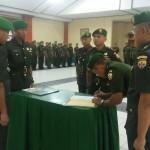 Penyerahan Jabatan Kasrem 163 Wira Satya Dan Sertijab Dandim 1610 Klungkung