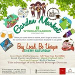 Wyndham Garden Market is a Weekend Market in Front of Kuta Beach
