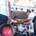 Puluhan Ribu Generasi Millennial Road Safety Festival Berbagai Komunitas Di Bali